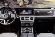 2018 Mercedes G-Class interior officially revealed ahead of NAIAS 2018 debut
