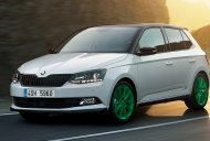 Limited edition Skoda Fabia revealed