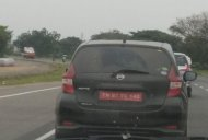 Possible Nissan Note e-Power test mule spied in India again