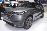 Range Rover Velar at 2017 Thai Motor Expo - Live