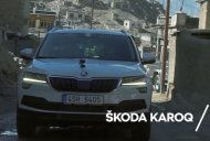 Skoda Karoq makes its debut on Indian soil - Video