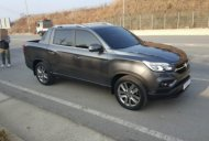 SsangYong Rexton Sports (SsangYong Q200)'s exterior & interior leaked