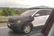 VW T-Cross in production body spied on test in Brazil