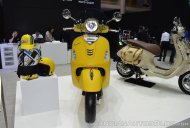 Vespa GTS Super 300 ABS Sport Edition at 2017 Thai Motor Expo - Live
