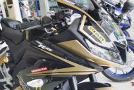 Yamaha R15 v3.0 with custom colours spotted at an Indonesian dealership