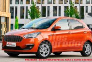 2018 Ford Figo (2019 Ford Ka) to launch with a subtle facelift - Rendering