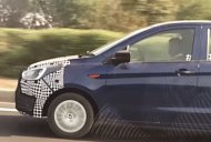 2018 Ford Figo (facelift) continues testing in India - Video