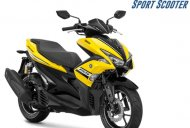 Updated Yamaha Aerox 155 R-Version launched in Indonesia