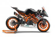 Limited edition KTM RC 390 R introduced