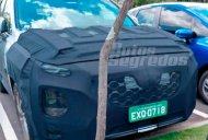 Next-gen 2018 Hyundai Santa Fe spied in Brazil