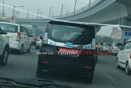 Suzuki Solio spotted on Indian roads