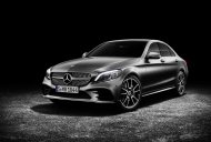 2018 Mercedes C-Class (facelift) officially revealed
