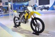 2018 Suzuki RM-Z250 - Auto Expo 2018 Live