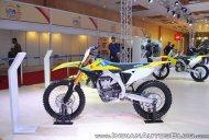2018 Suzuki RM-Z450 - Auto Expo 2018 Live