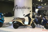 2018 Yamaha Fascino India launch in March - Report