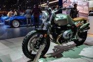 BMW R nineT Scrambler - Auto Expo 2018 Live