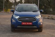 Ford EcoSport is India's most exported car - Report