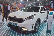 Kia Niro plug-in hybrid - Auto Expo 2018 Live