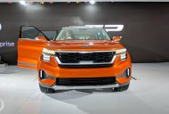 Kia SP Concept's production version may have a 7-seat version