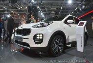 Kia Sportage - Auto Expo 2018 Live