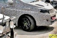 Mahindra U321 MPV spotted with new alloy wheels