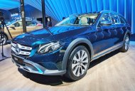 Mercedes E-Class All-Terrain - Auto Expo 2018 Live