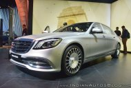Mercedes-Maybach S 650 Saloon - Auto Expo 2018 Live
