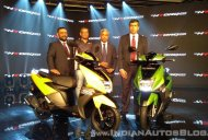 TVS Ntorq 125 launched in India at INR 58,750