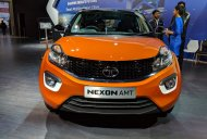 Tata Nexon AMT launched at INR 9.41 lakhs