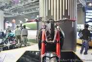 Yamaha developing new electric two-wheeler platform for India - Report