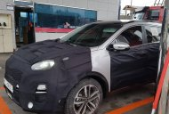 2019 Kia Sportage (facelift) spied up close in South Korea