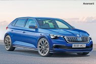 MQB A0 platform-based next-gen Skoda Rapid (EU) to be sold only as a hatchback - Report