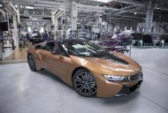 India-bound BMW i8 Roadster enters series production in Germany