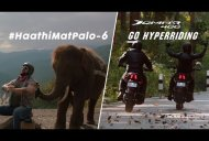 New Bajaj Dominar 400 ad takes a jibe on Royal Enfield yet again