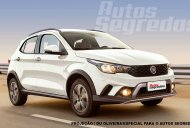 Fiat Argo adventure variant (Fiat X6HX) confirmed for launch - Report