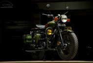 Royal Enfield Electra 'Johnnie' by Eimor customs