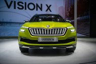 Skoda CEO hints at early 2021 launch of Skoda Vision X concept-based SUV in India
