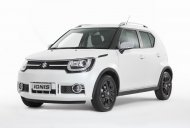 Limited-edition Suzuki Ignis Ginza launched in Italy