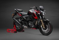 TVS Apache RTR200 4V Race Edition launched in Malaysia