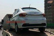 Tata Tigor Electric spotted in Mumbai