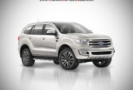 2018 Ford Endeavour (2018 Ford Everest) Rendering [Colours update]