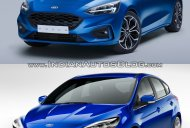 2018 Ford Focus vs. 2014 Ford Focus - Old vs. New