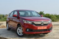 2018 Honda Amaze goes on sale for INR 5.60-9.00 lakhs