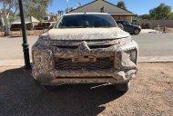 2018 Mitsubishi Triton (facelift) spied up close in Australia