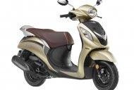 2018 Yamaha Fascino launched at INR 54,593