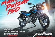 Bajaj Pulsar 150 Twin Disc launched in Nepal at NPR 2.56 lakh