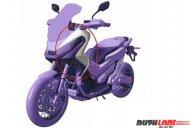 Honda X-ADV patented in India - Report