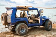 Mahindra Thar Wanderlust official customisation kit launched at INR 13.80 lakh