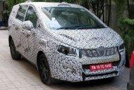 Spy shot of Mahindra U321 (Toyota Innova rival) emerges from Chennai