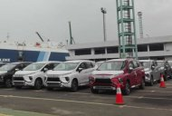 Mitsubishi Xpander's mass exports commence